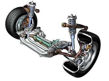 Imagen de VW GOL G3  KIT RECAMBIO DE TREN DELANTERO