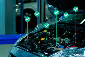 Imagen de Service Volkswagen Suran Cross con Kit Distribución